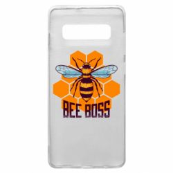 Чехол для Samsung S10+ Bee Boss