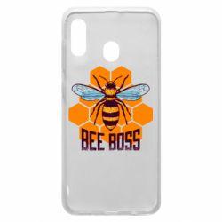 Чехол для Samsung A20 Bee Boss