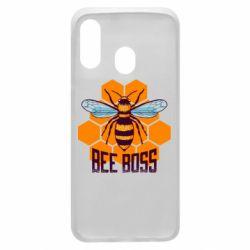 Чехол для Samsung A40 Bee Boss