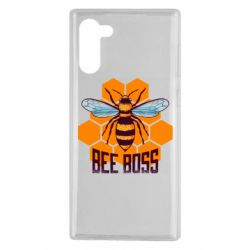 Чехол для Samsung Note 10 Bee Boss