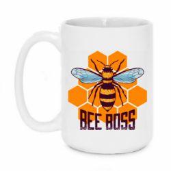 Кружка 420ml Bee Boss