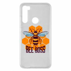 Чехол для Xiaomi Redmi Note 8 Bee Boss