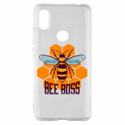 Чехол для Xiaomi Redmi S2 Bee Boss