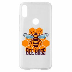 Чехол для Xiaomi Mi Play Bee Boss
