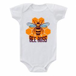 Детский бодик Bee Boss