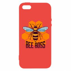 Чехол для iPhone5/5S/SE Bee Boss