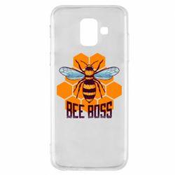 Чехол для Samsung A6 2018 Bee Boss