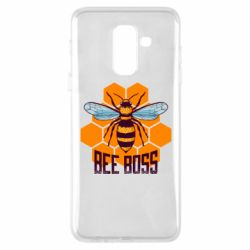 Чехол для Samsung A6+ 2018 Bee Boss