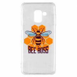 Чехол для Samsung A8 2018 Bee Boss