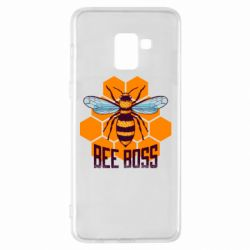 Чехол для Samsung A8+ 2018 Bee Boss