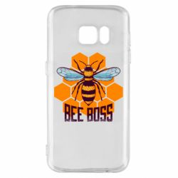 Чехол для Samsung S7 Bee Boss