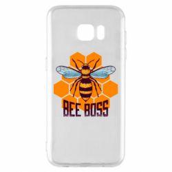 Чехол для Samsung S7 EDGE Bee Boss
