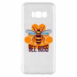 Чехол для Samsung S8 Bee Boss