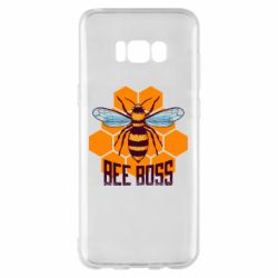 Чехол для Samsung S8+ Bee Boss