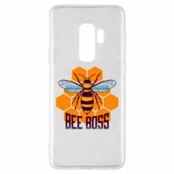 Чехол для Samsung S9+ Bee Boss