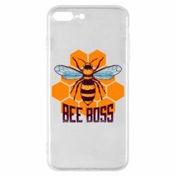 Чехол для iPhone 8 Plus Bee Boss