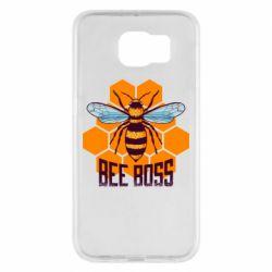 Чехол для Samsung S6 Bee Boss