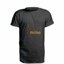 Подовжена футболка Sans smileBee mine