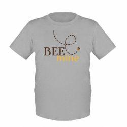 Дитяча футболка Sans smileBee mine