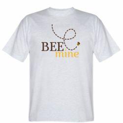 Чоловіча футболка Sans smileBee mine