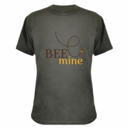 Камуфляжна футболка Sans smileBee mine