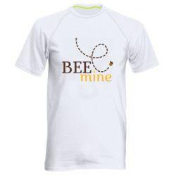 Чоловіча спортивна футболка Sans smileBee mine