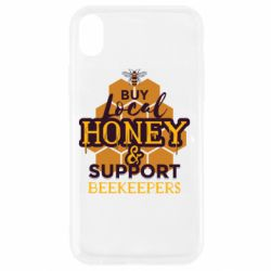 Чехол для iPhone XR Beekeepers