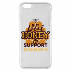 Чехол для iPhone 6 Plus/6S Plus Beekeepers