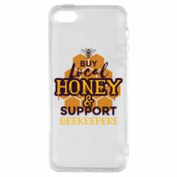 Чехол для iPhone5/5S/SE Beekeepers
