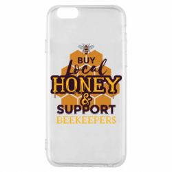 Чехол для iPhone 6/6S Beekeepers