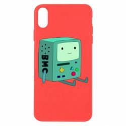 Чехол для iPhone Xs Max Beemo from Adventure Time