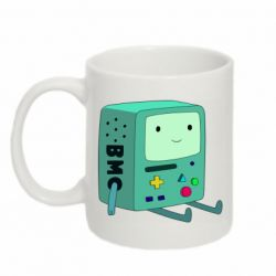 Кружка 320ml Beemo from Adventure Time