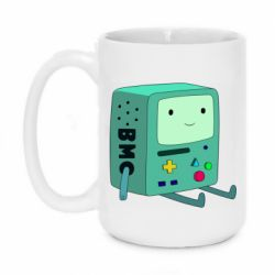 Кружка 420ml Beemo from Adventure Time