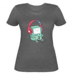 Жіноча футболка Beemo