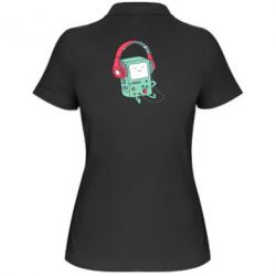 Жіноча футболка поло Beemo