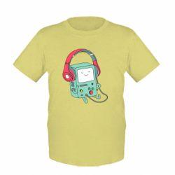 Дитяча футболка Beemo
