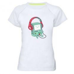 Жіноча спортивна футболка Beemo