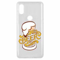 Чохол для Xiaomi Mi Mix 3 Beer goblet