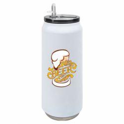 Термобанка 500ml Beer goblet