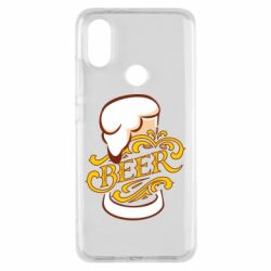 Чохол для Xiaomi Mi A2 Beer goblet
