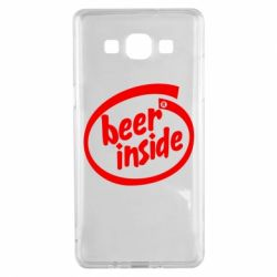 Чехол для Samsung A5 2015 Beer Inside