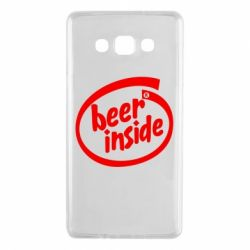 Чехол для Samsung A7 2015 Beer Inside