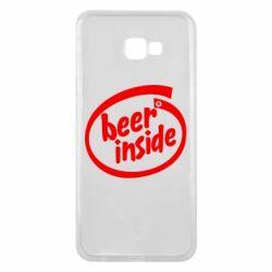 Чехол для Samsung J4 Plus 2018 Beer Inside