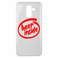 Чехол для Samsung J8 2018 Beer Inside