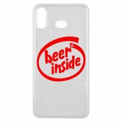 Чехол для Samsung A6s Beer Inside