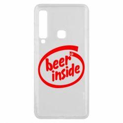 Чехол для Samsung A9 2018 Beer Inside