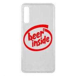 Чехол для Samsung A7 2018 Beer Inside