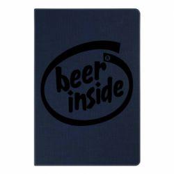Блокнот А5 Beer Inside