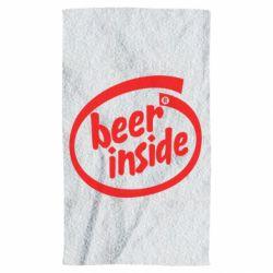 Полотенце Beer Inside