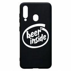 Чехол для Samsung A60 Beer Inside